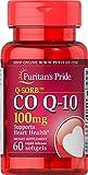 Co-Enzym Q10 Q-Sorb™ 100mg 60 Softgels