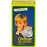 Otobar Nasenballon für den Druckausgleich im Mittelohr, 1 St. Kombipackung