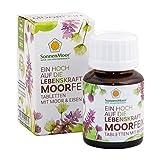 SonnenMoor MoorFein Tabletten - 30 Stück für 30 Tage natürliche gepresste Moortabletten zum Einnehmen