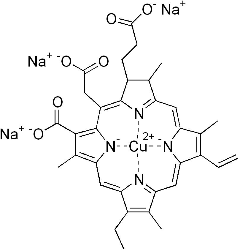 Chlorophyllin Wikipedia