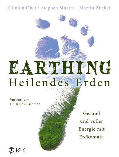 Buch über heilendes Erden