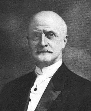 Eli Jones - berühmter Krebs-Therapeut mit zahlreichen Heilungen in USA Anfang 1900
