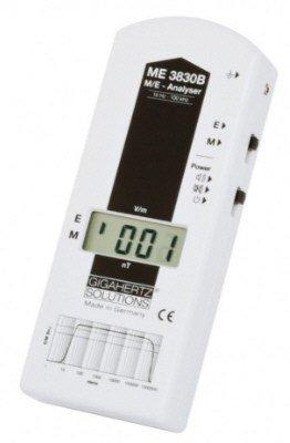 Gigahertz baut die in dieser Preisklasse weltweit besten Messgeräte für Hoch- und Niederfrequenz E-Smog-Messungen.