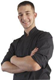 TV-Koch Markus Grillenberger. Metabolic Balance Koch und Veranstalter von Koch-Gross-Events für Red Bull