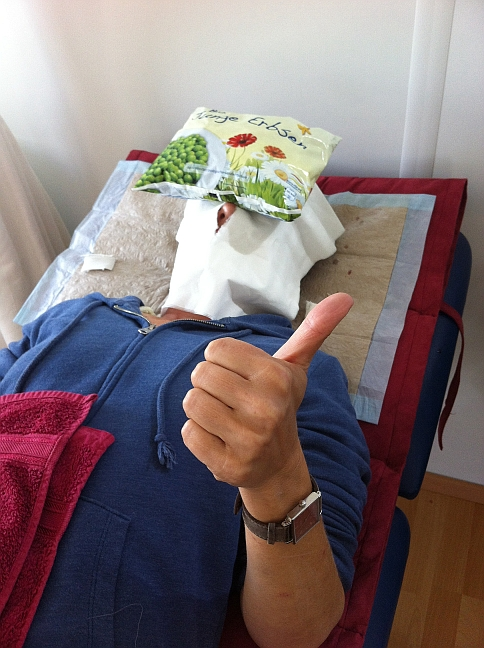 Ilse Behandlung mit PRP (2)