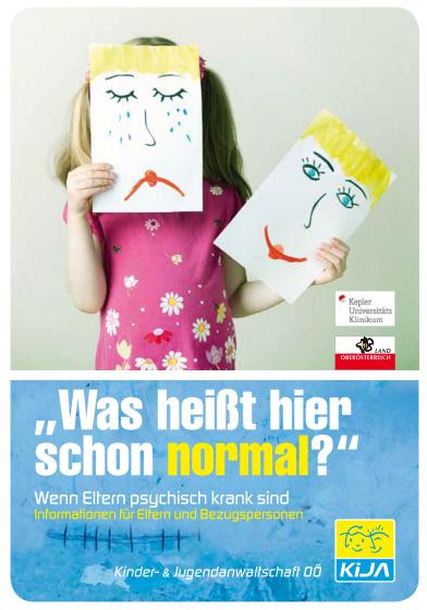 Kinder-Jugend-Anwaltschaft Broschüre
