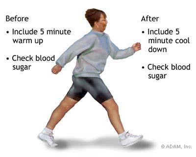Bewegung ist wichtigste Prophylaxe gegen Diabetes