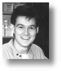 cand.med. Heli Retzek 1989 im Forschungslabor von Prof. Wolfgang Schneider, Univ. Alberta, Edmonton / Kanada